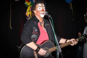 KölschFraktion (hier: Peter Horn) bei der Karnevalssitzung 2014