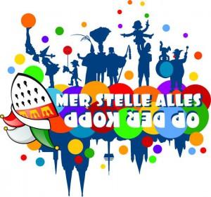 "Karneval 2016 ""Mer stellen alles op der Kopp"" (Quelle: koelnerkarneval.de)"