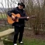 "Live ""The German Johnny Cash"" Herbert Mengesdorf"