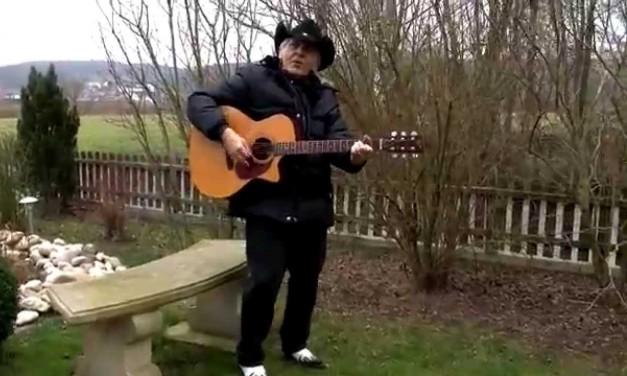 """Live """"The German Johnny Cash"""" Herbert Mengesdorf"""