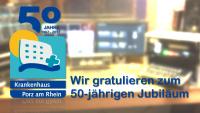 50 Jahre Krankenhaus Porz am Rhein