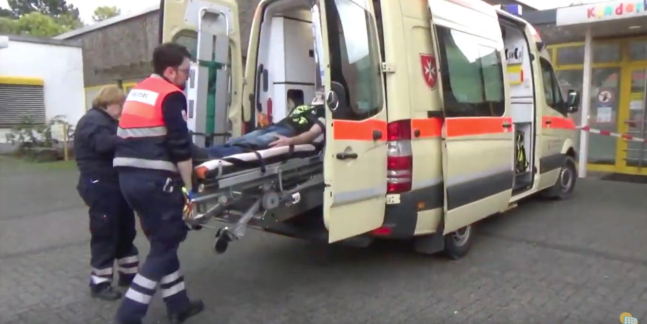 Krankenhaus Porz am Rhein trainiert für den Ernstfall
